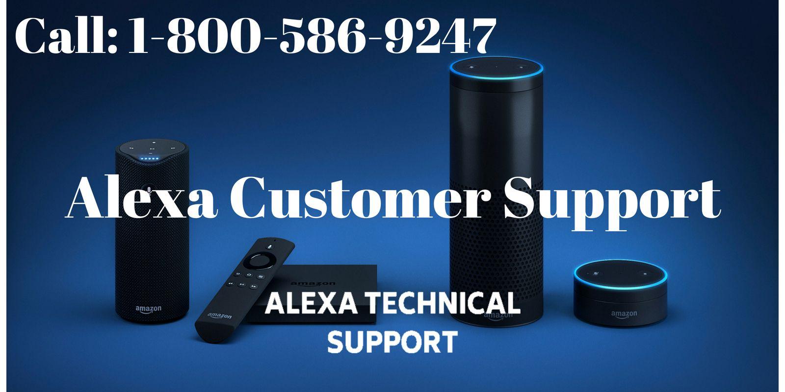 Alexa Customer Service Number Call 18005869247