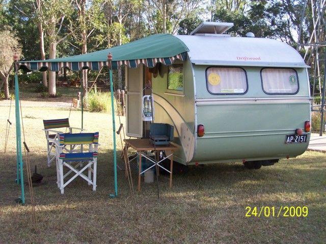 Retro Caravan Vintage Caravans