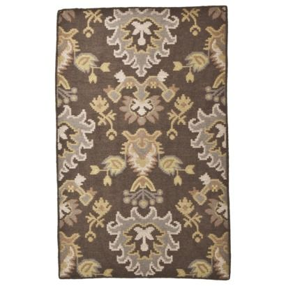 Ahh In Love With This Rug Target Home Wool Tapestry Area