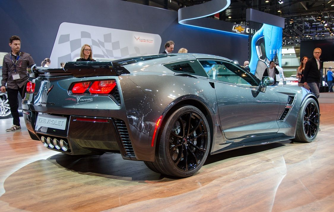 Pin by Car Wallpapersx on 2017 Chevrolet Corvette Grand Sport