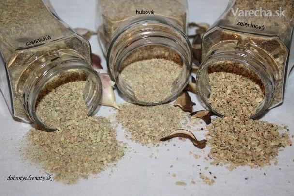 Sušená zeleninová zmes (fotorecept)