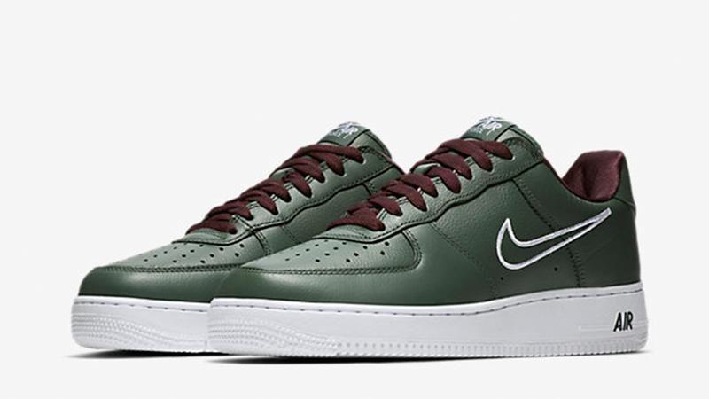 Nike Air Force 1 Low 845053 300 Hong Kong Men's | YFO SHOES