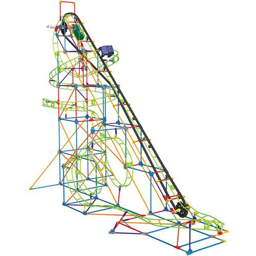 K'NEX Super Cyclone Coaster Building Set