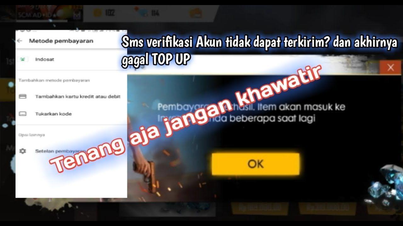 Cara Mengatasi Sms Verifikasi Akun Tidak Dapat Dikirim Garena Free Fire Indonesia 1 In 2020 Video Game News Tech Company Logos Company Logo