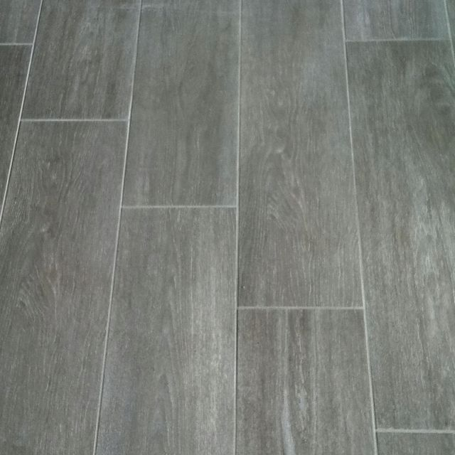 Tile Floors That Look Like Grey Wood