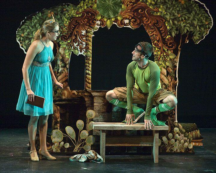 Afbeeldingsresultaat voor frog theater