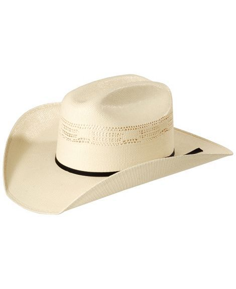Justin 10X Cutter Straw Cowboy Hat  c8610b7e780