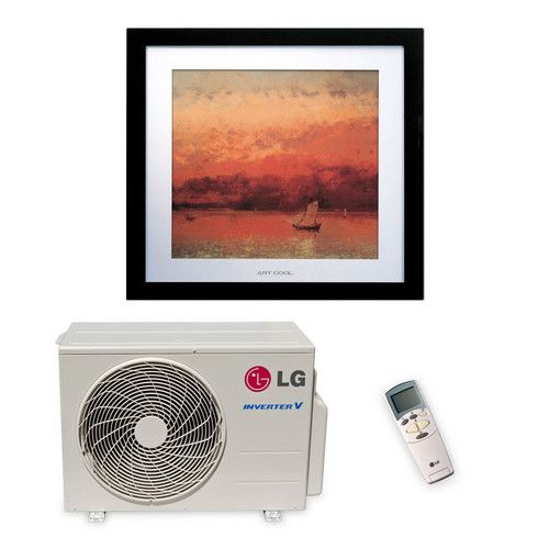 9900 Btu Art Cool Picture Ductless Single Zone Mini Split Air