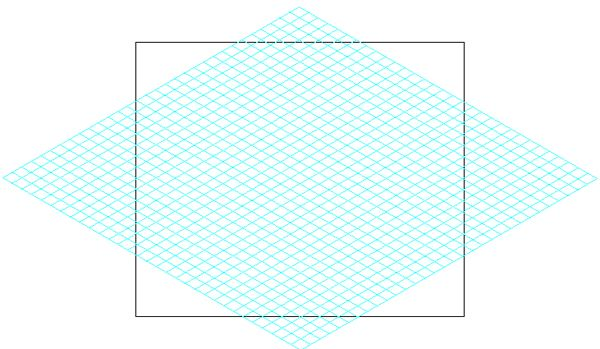 Quick Tip How to Create an Isometric Grid in Less than 2 Minutes - isometric graph paper