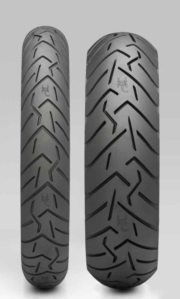 Pirelli Scorpion Trail Ii Adv Tires Pirelli Motorcycle Tires Tire Tread