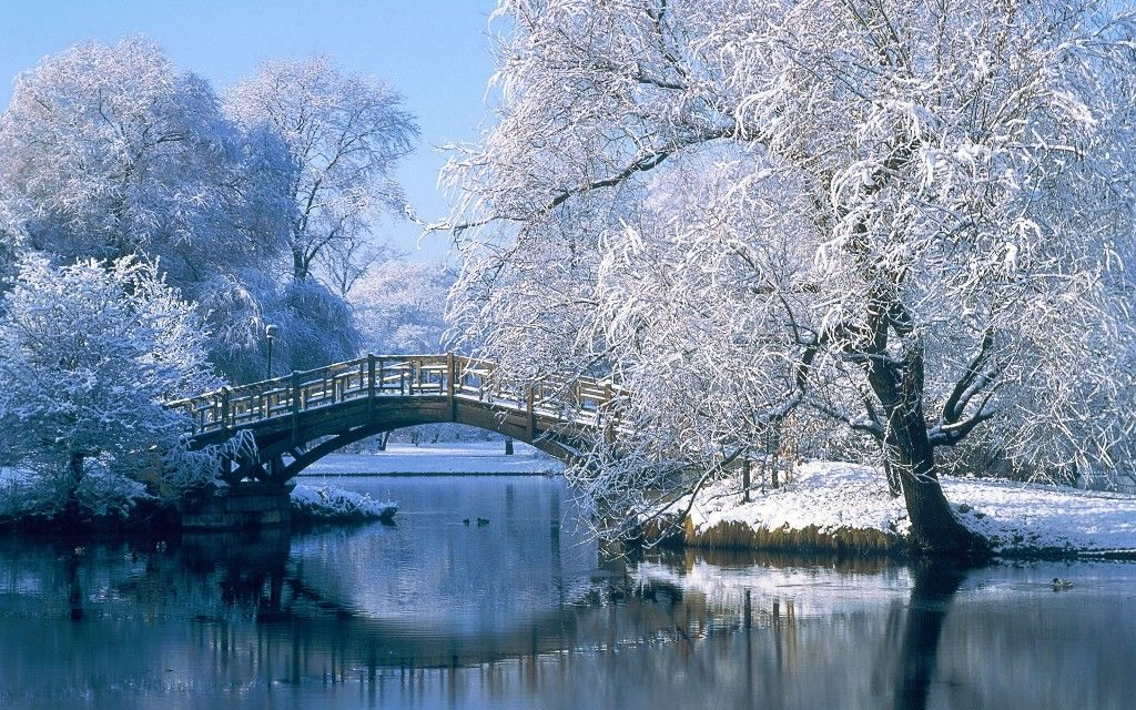 25 Beautiful Winter And Christmas Wallpaper For Desktops With Images Winter Scenery Winter Landscape Winter Pictures