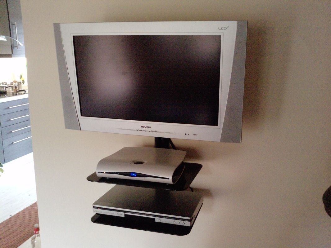 Inspirational Pictures Of Tv Mounted On Wall