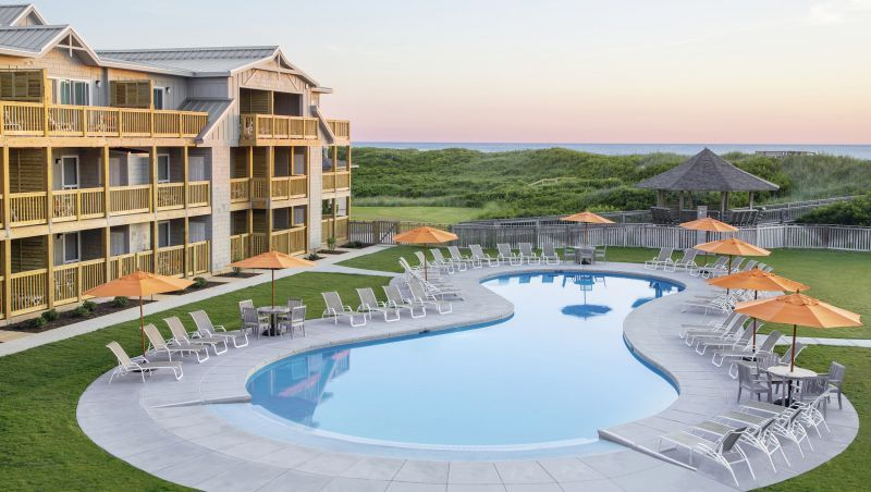 8 Beach Oceanfront Wedding Venues Outer Banks North Carolina Best Resorts Wedding Venues Long Island