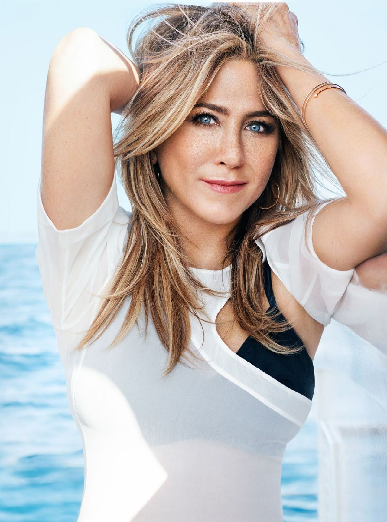 Jennifer Aniston – Marie Claire Magazine Australia January 2017