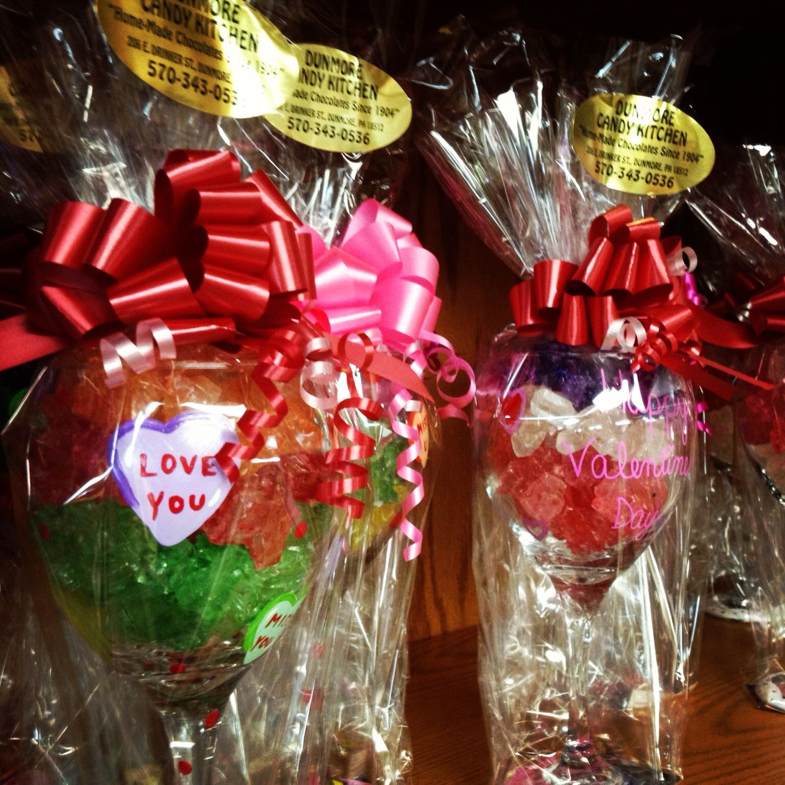 Dunmore Candy Kitchen Pin By Candy Kitchen On Phosphates: Rock Candy Filled Champagne Glasses