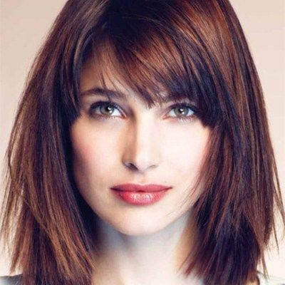 Short Hairstyles For Square Faces 50 Best Hairstyles For Square Faces Rounding The Angles  Medium