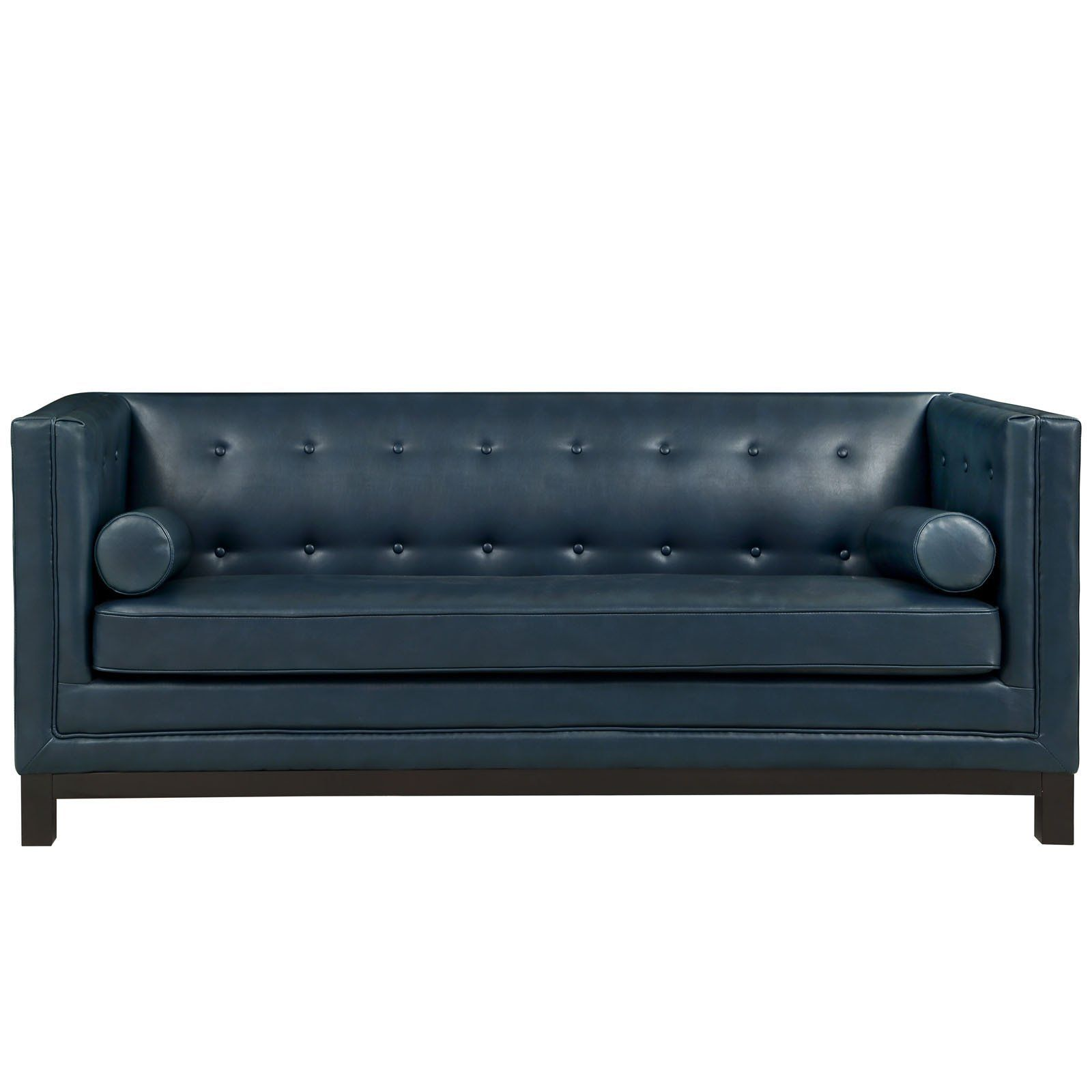 Imperial Sofa in Blue Products Pinterest