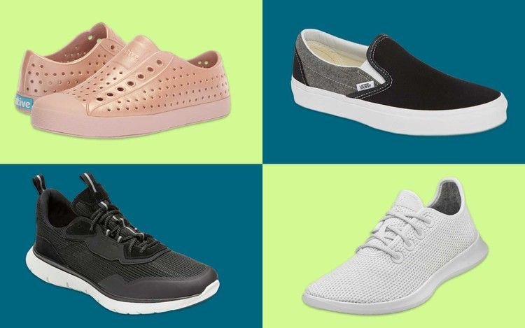 the most comfortable sneakers