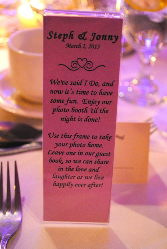 Wedding Photo Booth Frame Inserts   Wedding   Pinterest   Photo ...