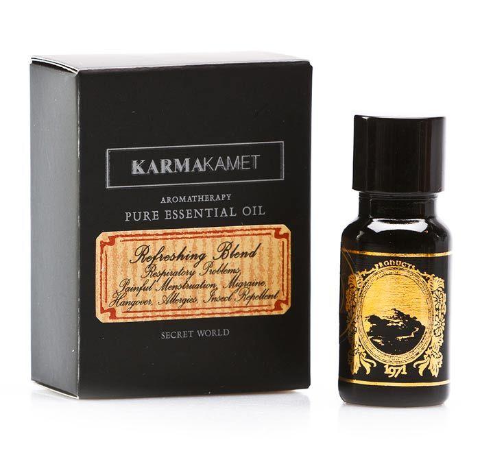 KARMAKAMET Pure Essential Oil Blend - Joy | The Object Room | SOUL ...