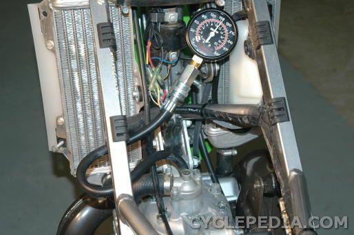 Kawasaki Kdx 200 220 Manual Service And Repair Cyclepedia Kawasaki Repair Motorcycle Repair