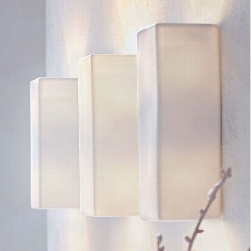 Find More Wall Lamps Information about Modern white wall Beacon