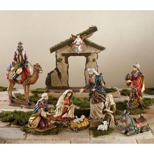save off a89fd 8d434 Kirkland Signature Nativity Set | Costco Nativity | Nativity ...