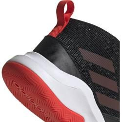 Adidas Own the Game Wide Schuh, Größe 33 ½ in Braun