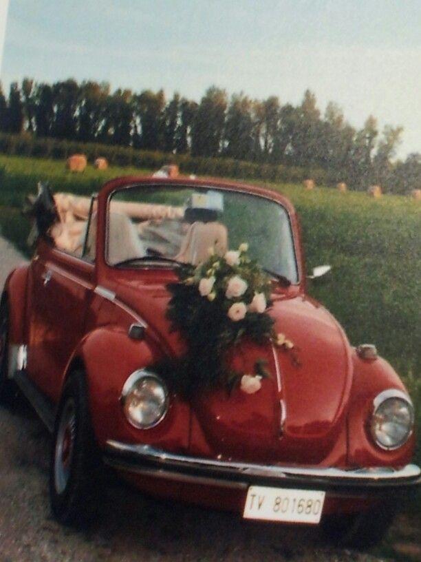 La nostra macchina per il matrimonio