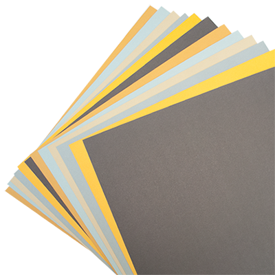 Our Memories for Life CLEAN SLATE BLUE 12x12 Solid Cardstock Paper