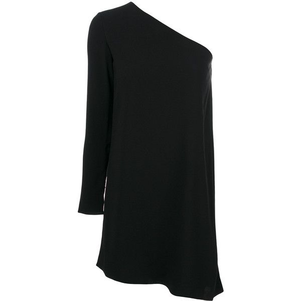 single shoulder dress - Black Theory zfH4oBA4