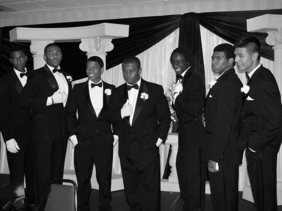 Escorts After The 2012 Emerald Debutante Ball Fresno Ca Hosted By Iota Phi Lambda Business Women Sorority