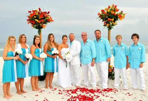 Prepare The Most Favorable Beach Wedding Gown For Your Groomsmen AttireMens