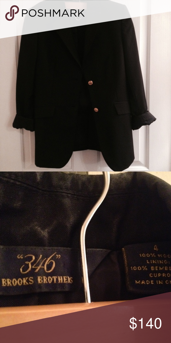 🔴SALE!🔴 Brooks Brothers navy blazer. Brooks brothers navy blazer. Brooks Brothers Jackets & Coats Blazers