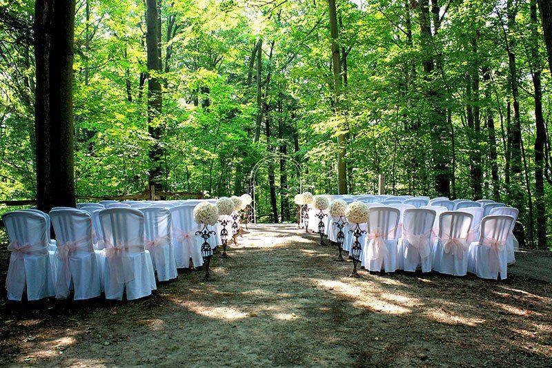 Wedding Venue Spotlight The Kortright Centre For Conservation