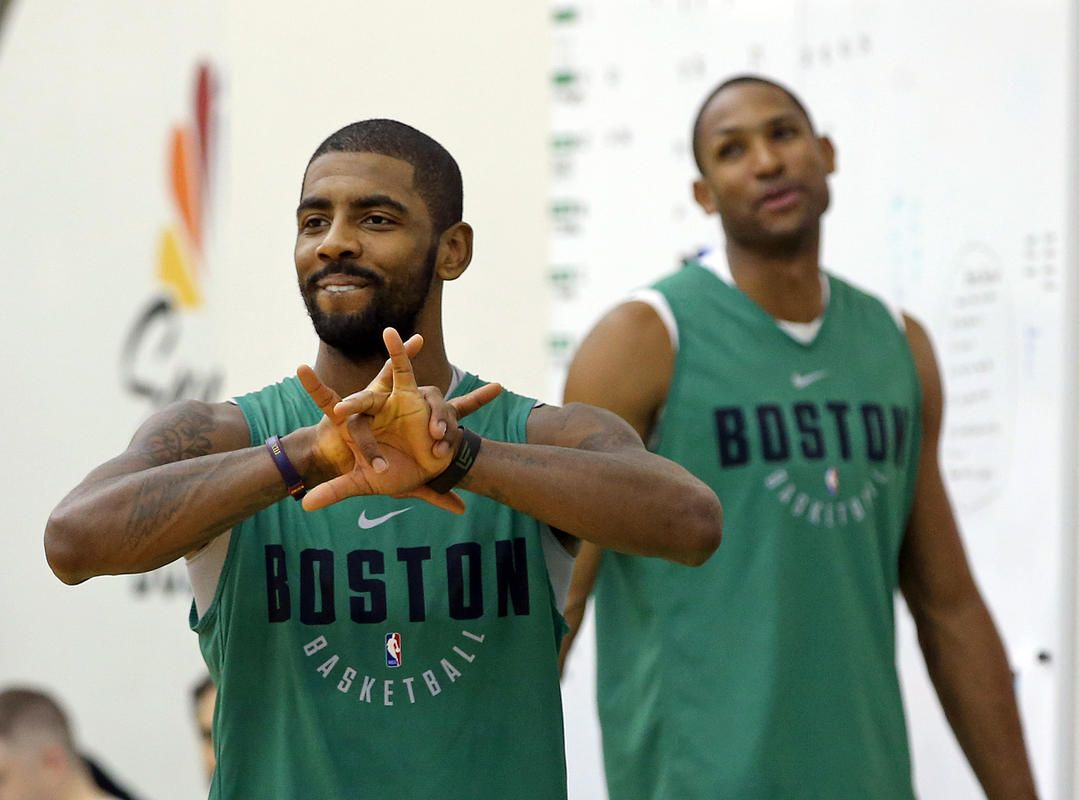 Celtics notebook Team finally able to conduct first