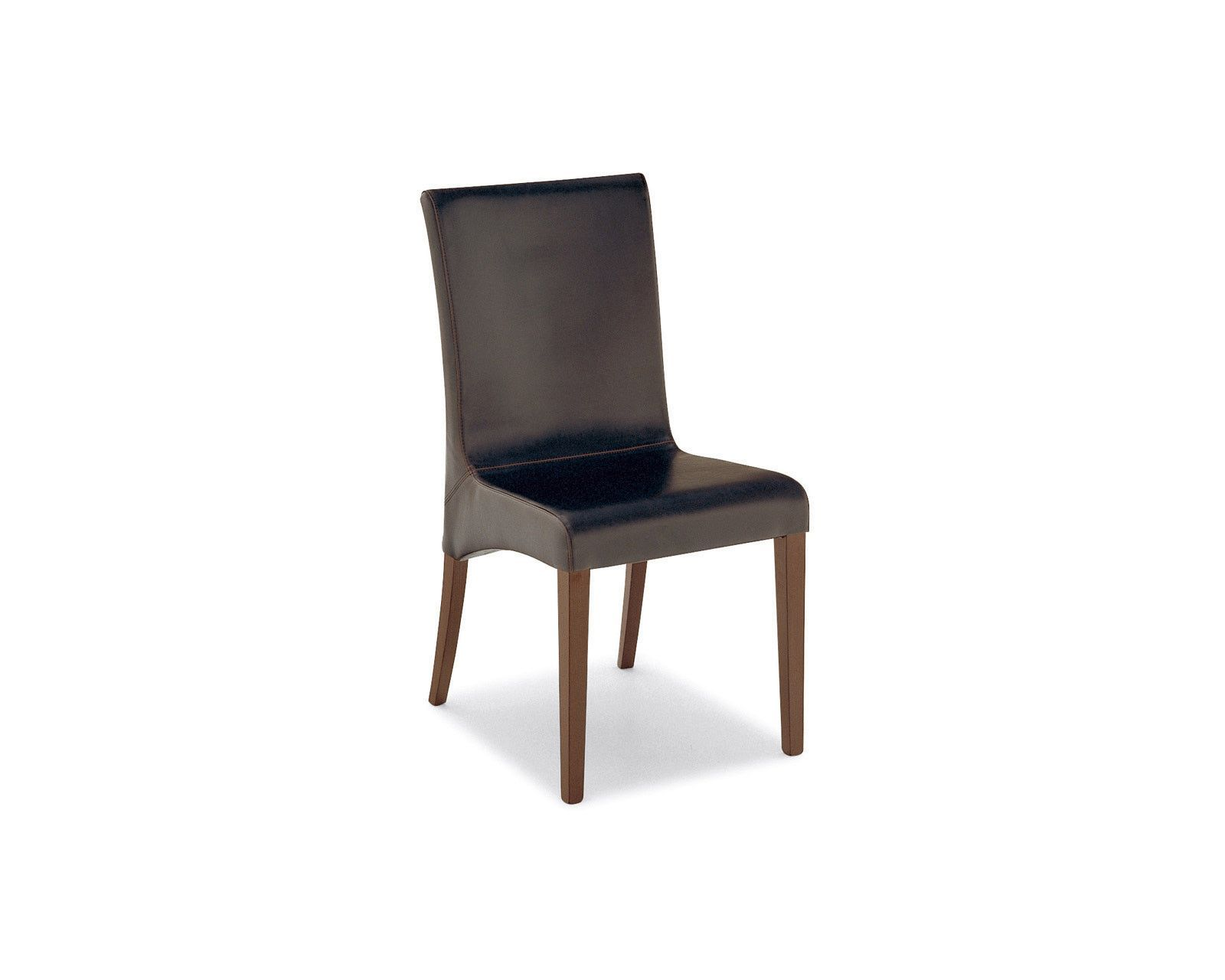 Novecento Vintage Leather Chair by Calligaris