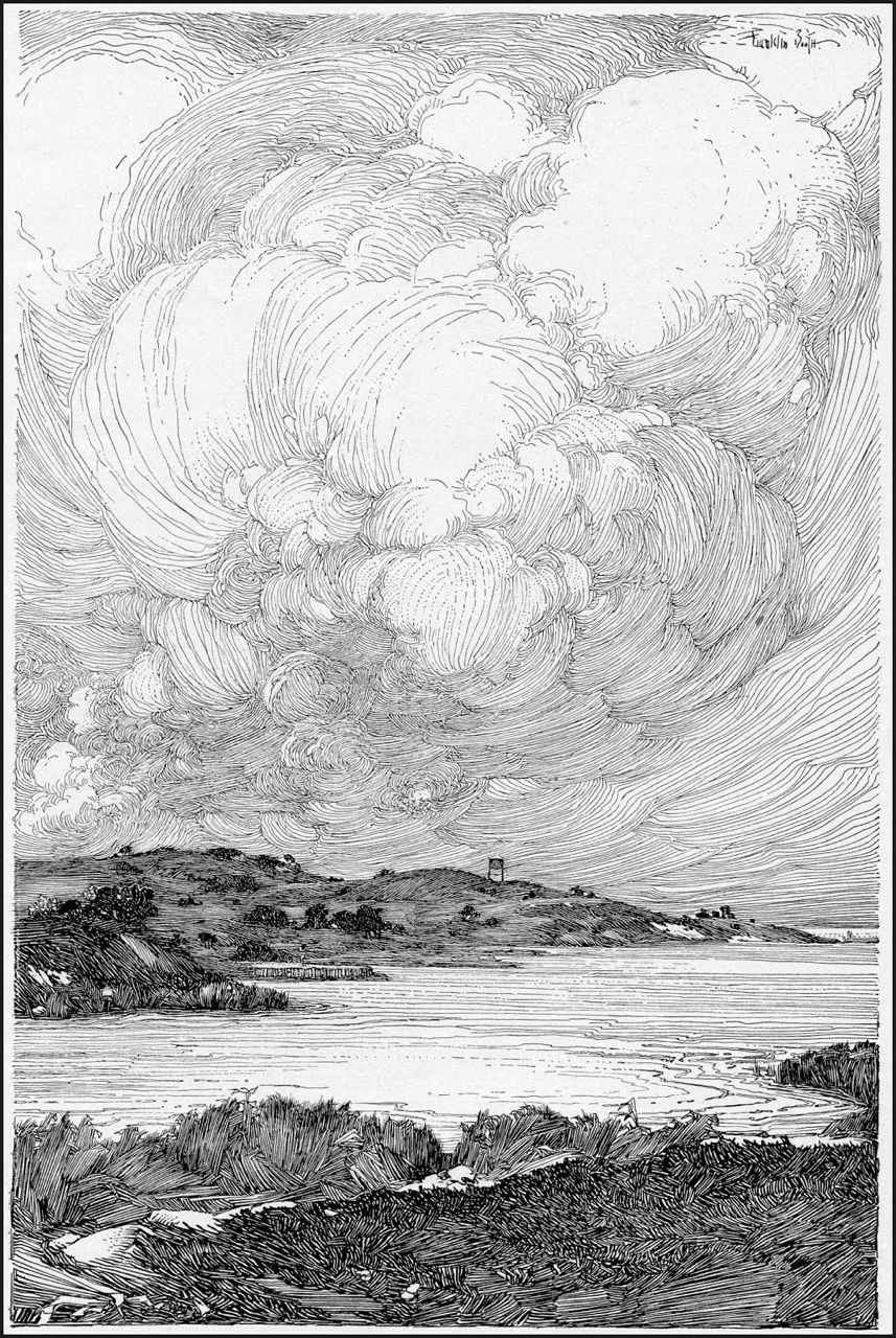 pen and ink drawings by Franklin Booth. | Art | Drawings ...