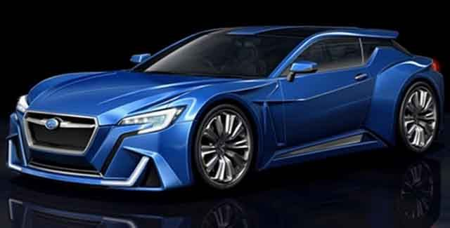 2018 Subaru SVX is a sports Coupe that return to the US market will