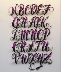 Graffiti Alphabet Sketch 3d Graffiti Alphabet Letter Font A To Z