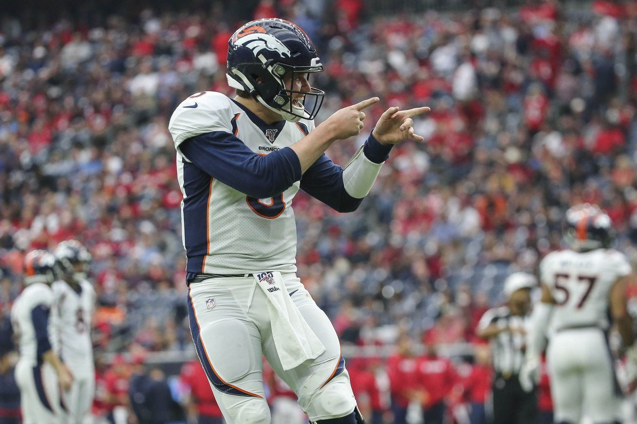 Its Nice To See The Broncos Get Some Positive National Attention Again Nfl News Nfl Update Nfl Nfl Slash In 2020 Nfl News Usa Today Sports Broncos