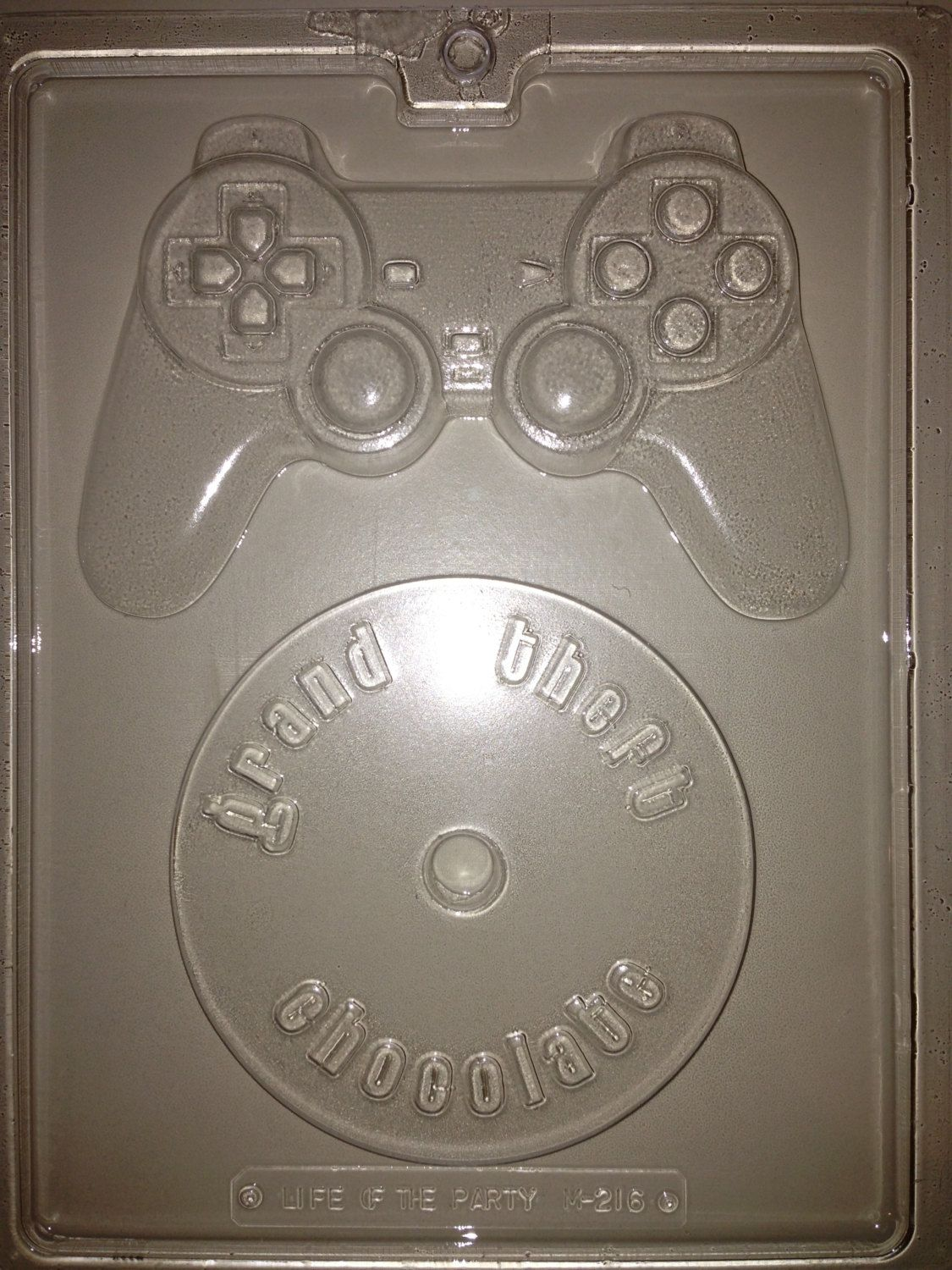 M216 Chocolate Novelty Mold Game Controller