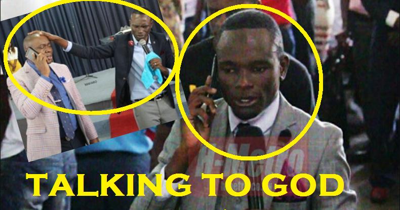 Ada ada saja, Pastor Ini Ngaku Punya Nomor Telepon Tuhan Dan Sering Di Telepon Tuhan