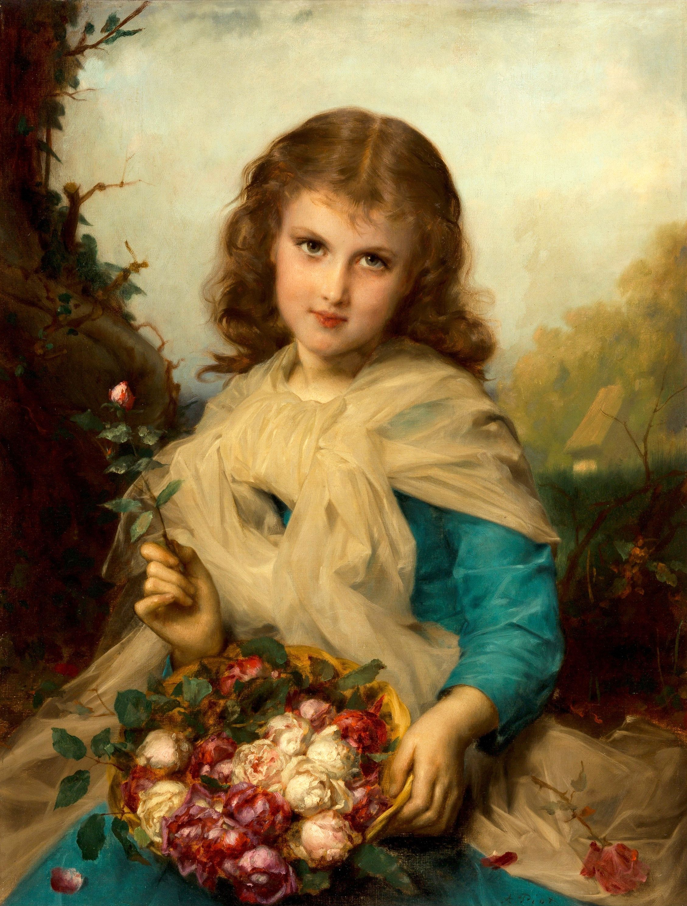 Etienne Adolph Piot French 1850–1910