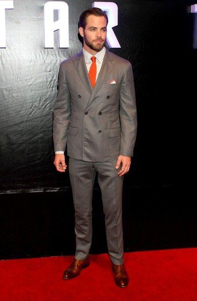 Chris Pine - 'Star Trek Into Darkness' Premieres in Mexico