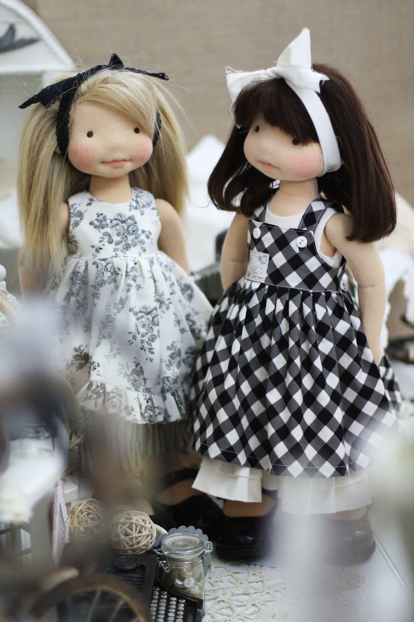 Pin von Patricia Bermudez auf Waldorf dolls | Pinterest ...