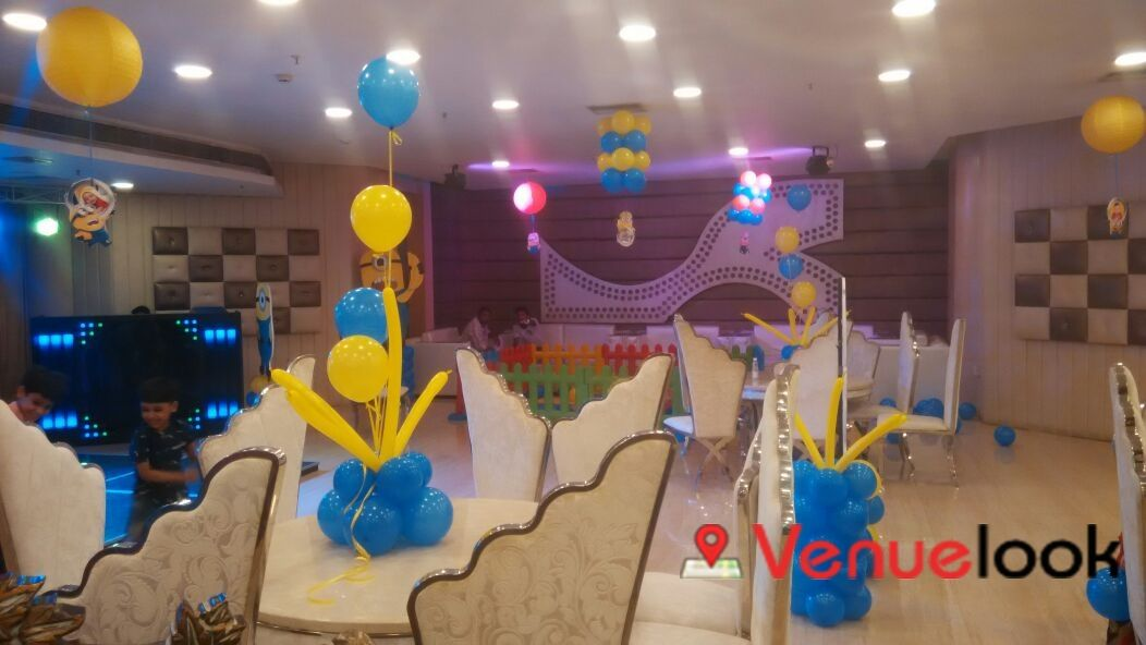 Best Of Birthday Party Hall Decoration