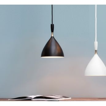 Suspension DOKKA noir Marque Nothern Lighting