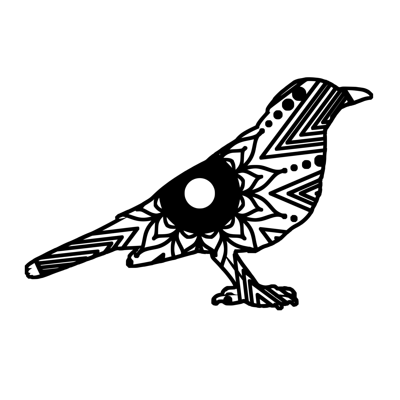 139+ Bird Mandala Svg Free – SVG Bundles
