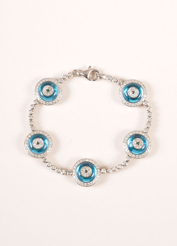 16++ Evil eye diamond bracelet jewelry viral